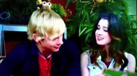 "Ross and Laura Raura ""Laura laughs at everything.."