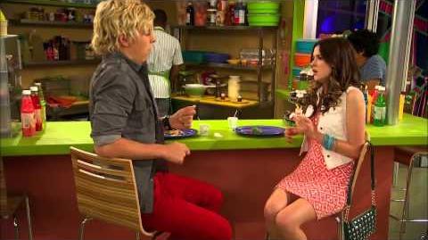 Austin & Ally - Backups & Breakups trish and dez dating (imagination)