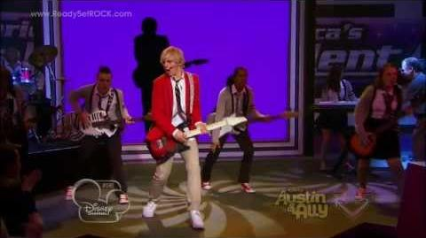 Austin Moon (Ross Lynch) - I Got That Rock'n Roll (Reprise) HD
