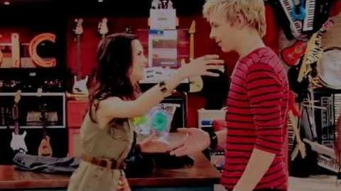 Austin & Ally save my heart ♥