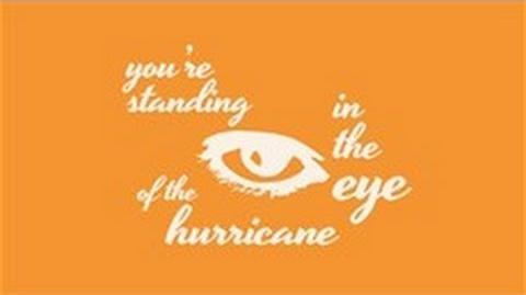 Bridgit Mendler - Hurricane (Official Lyric Video)