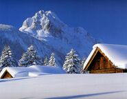 Winter snow wallpaper 2-other