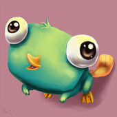 Perry the cute platypus by pink shimmer-d4ma5b1