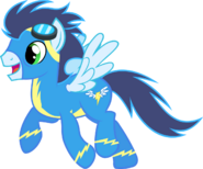 Soarin by moongazeponies-d4om3t9
