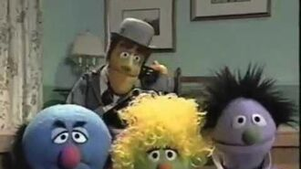 """Sesame Street - """"Watermelons and Cheese"""""""