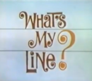 What's My Line? (1968)