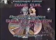 Pat Vanna and Winner in Wheel Credits 1992