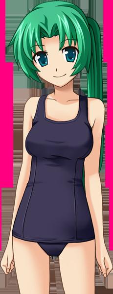 Sonozaki Mion Kizuna Swimsuit