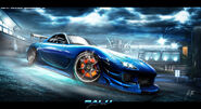 Mazda RX 7 by Balu32