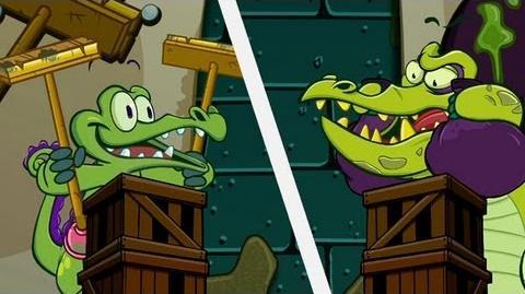Swampy's Underground Adventures Ep 3 - Change is Good