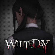 White Day Alternate Google Play Cover Icon (English)