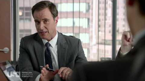 "White Collar, Season 5, Eps 11 - ""Shot Through the Heart,"" Tonight"