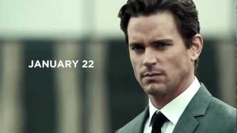 White Collar, Season 4 - Returns, January 22nd!