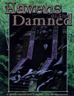 Havens of the Damned Cover
