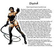 Zhyzhak - old White Wolf website