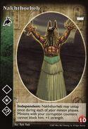 Nakhthorheb VTES card