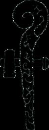 Wizened logo
