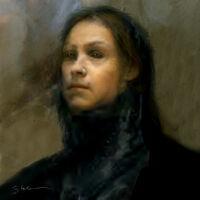 Gustav Mallenhous portrait