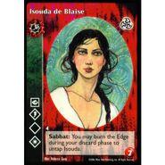 Isoudadeblaise vtes card