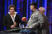 WLIIA?- Michael Weatherly guest stars