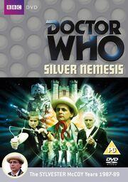 Dvd-silvernemesis