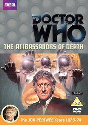 Ambassadors of death uk dvd