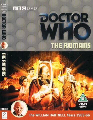 File:The Romans DVD Cover.jpg
