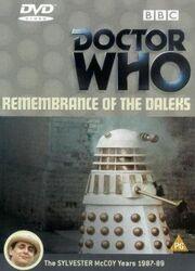 Dvd-remembrance