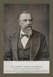 William Henry Baron von Eberstein