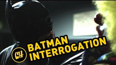 Batman Interrogation