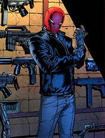 Red hood Todd