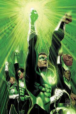 Green Lantern Corps 01