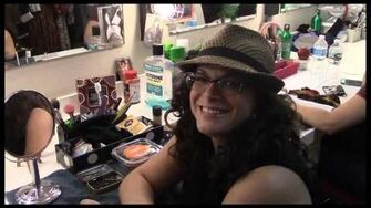 "Fly Girl Backstage at ""Wicked"" with Lindsay Mendez, Episode 5 Citizens of Oz & NessaProblems-1"