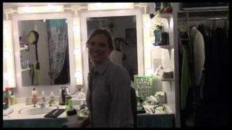 """Fly Girl Backstage at """"Wicked"""" with Lindsay Mendez, Episode 9 Pre-Anniversary Special-3"""