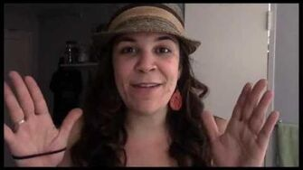 "Fly Girl Backstage at ""Wicked"" with Lindsay Mendez, Episode 8 Saying Goodbye!-1"