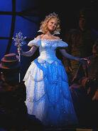 Kristin as glinda
