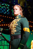 Fiyero mark sibert
