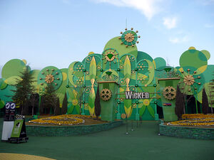 Usj in the afternoon16