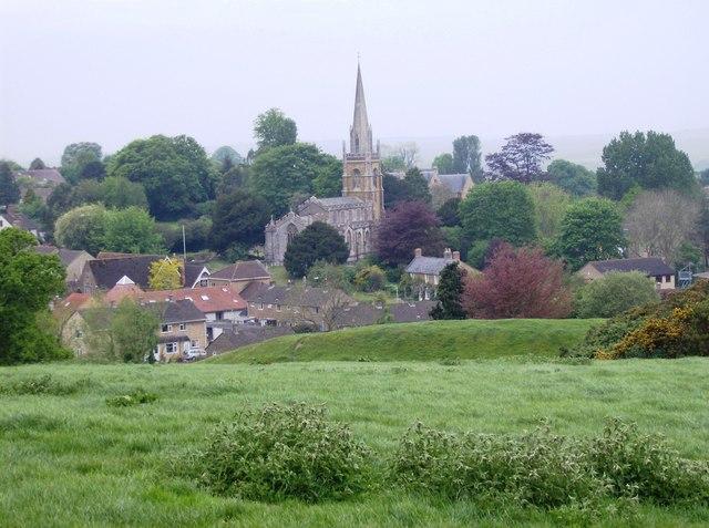 Plik:Castle Cary church.jpg