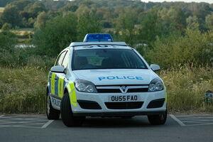 Bedfordshire-Police-car
