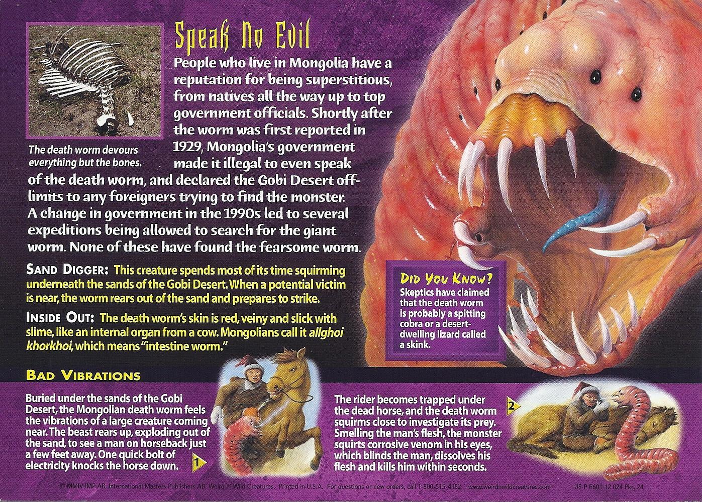 mongolian death worm backjpg