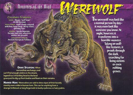 Werewolf front