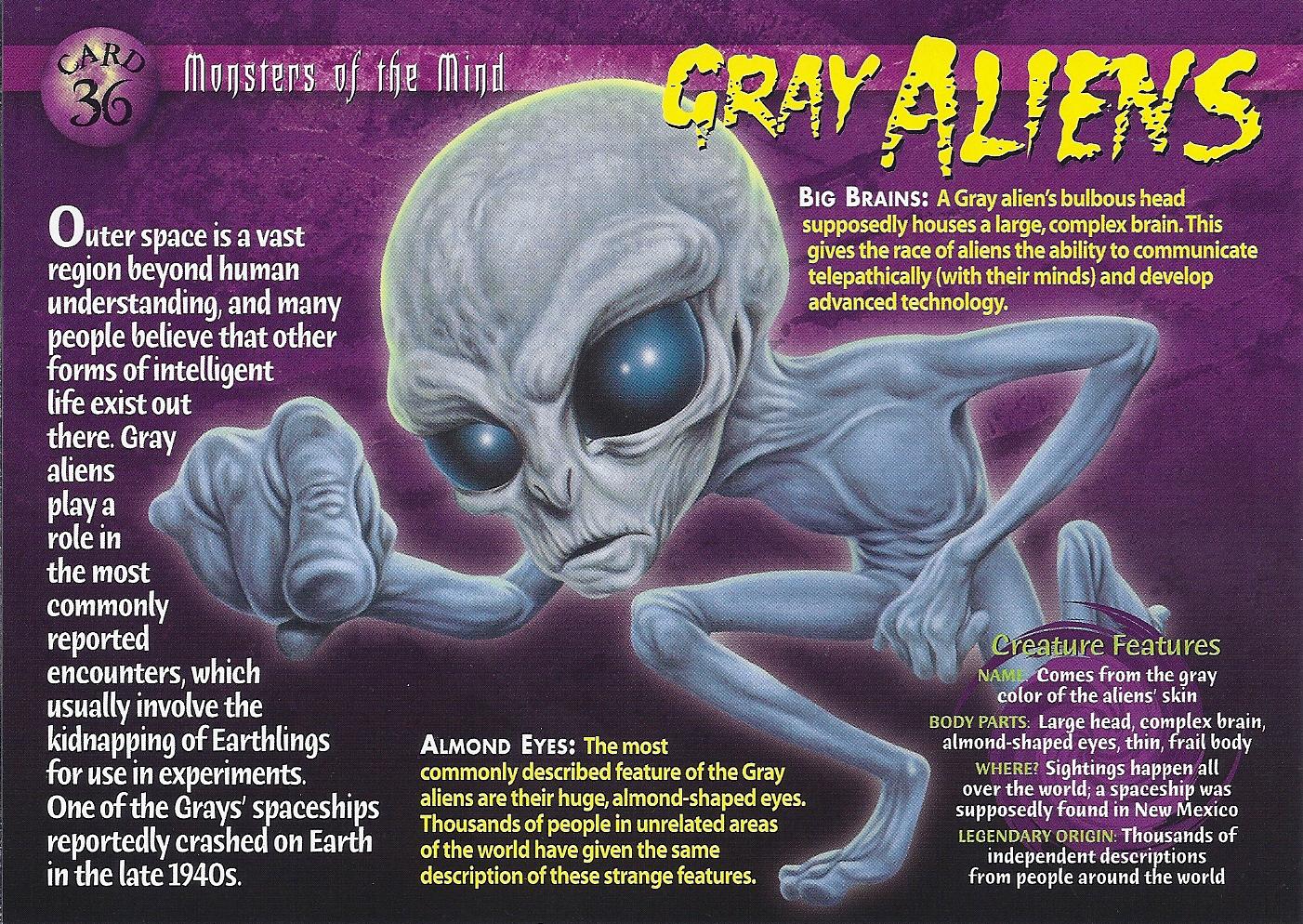 how to help grey aliens