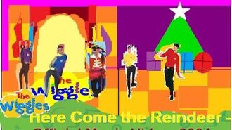 The Wiggles - Here Come the Reindeer (Karaoke with lyrics, 2001)