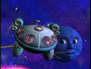 TheZeezaps'SpaceshipandPluto