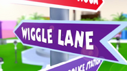 WiggleLaneSign
