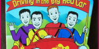 Driving in The Big Red Car