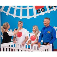 TheWiggles'RedNoseDay2015Commercial-BehindtheScenes