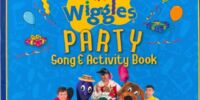 Party Song and Activity Book