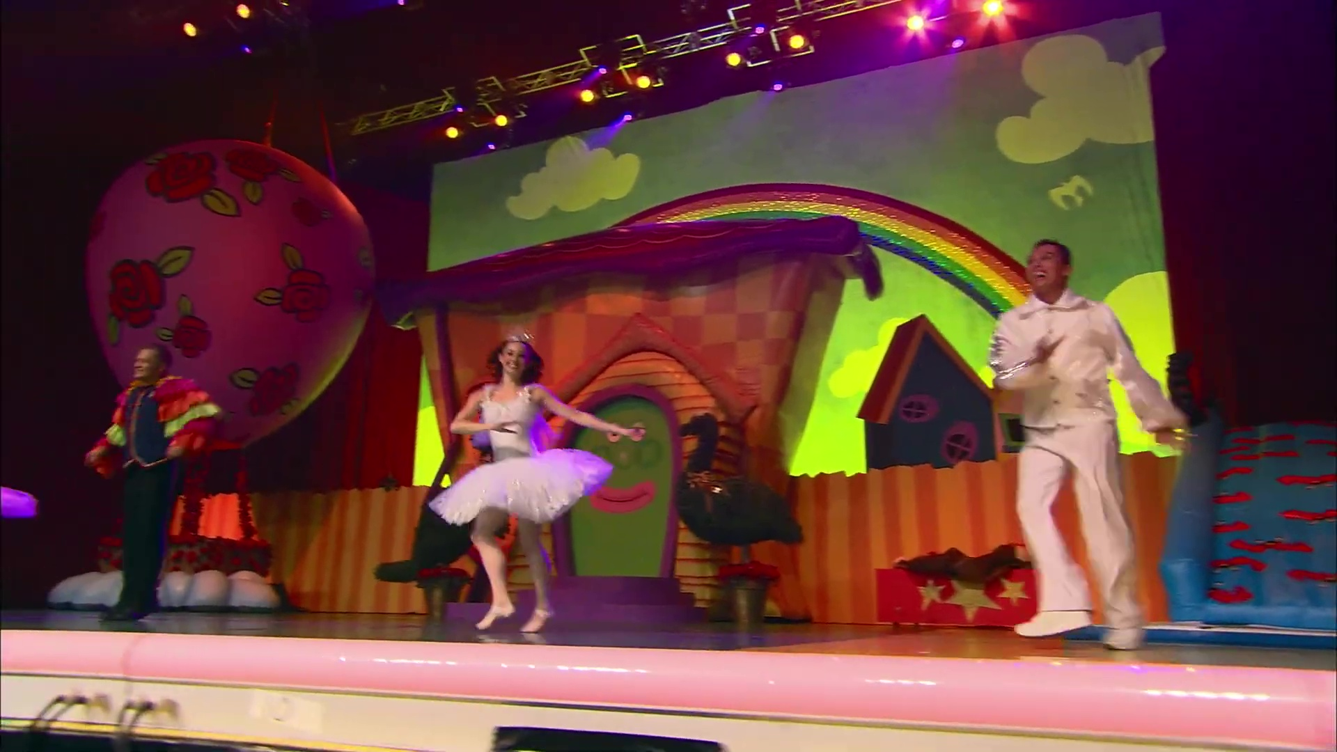 The Wiggles Wiggledancing Live In The Usa Dailymotion – Desenhos